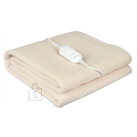 Camry Camry Electric blanket CR 7405 Number of heating levels 2, Number of persons 1, Washable, Made of soft and gentle polar fabric, 60 W, White