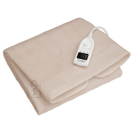 Camry Camry Electric blanket CR 7407 Number of heating levels 5, Number of persons 1, Washable, Soft polar fleece, 60 W, White