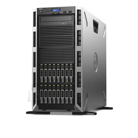 "Dell Dell PowerEdge T430 Tower, Intel Xeon, E5-2630 v4, 2.2 GHz, 25 MB, 20T, 10C, RDIMM DDR4, 2400 MHz, No RAM,No HDD, Up to 8 x 3.5"", Hot-swap hard drive bays, PERC H730, Dual, Hot-plug, Redundant, Power supply 495 W, On-Board LOM Dual/Quad Port 1GBE, iDRAC8 Enterprise, No Rails, No OS, Warranty - Basic Next Business Day On-Site 36 month(s)"