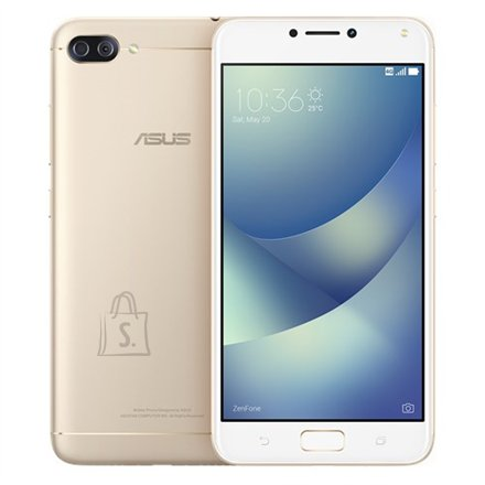 "Asus ZenFone 4 Max Pro ZC554KL Sunlight Gold 5.5"" nutitelefon"