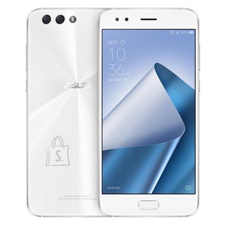 """Asus ZenFone 4 ZE554KL Moonlight White 5.5"""" nutitelefon"""