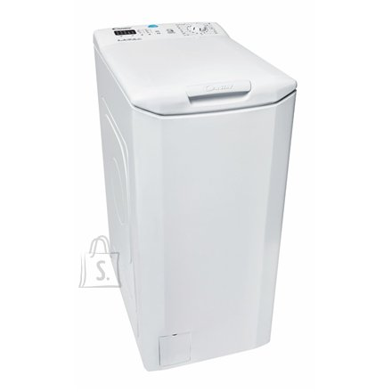 Candy Candy Washing machine CST 360L-S Top loading, Washing capacity 6 kg, 1000 RPM, A+++, Depth 60 cm, Width 40 cm, White, Display, LED,