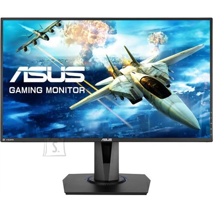"Asus Asus VG275Q 27 "", FHD, 1920 x 1080 pixels, 16:9, LCD, TN, 1 ms, 300 cd/m², Black"