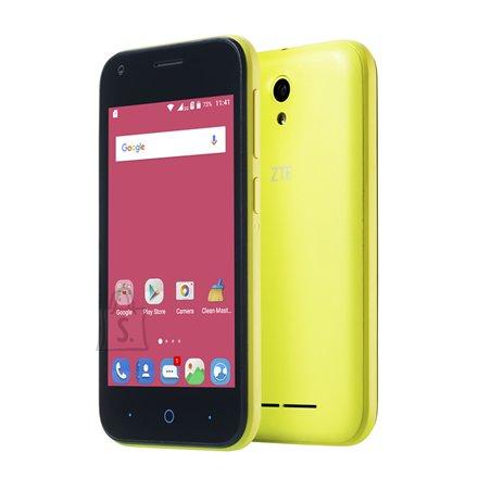 """ZTE Blade L110 Yellow 4.0"""" nutitelefon"""