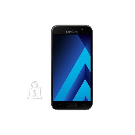 "Samsung Samsung Galaxy A3 (2017) A320FL Black Sky, 4.7 "", Super AMOLED, 720 x 1280 pixels, Exynos, 7870, Internal RAM 2 GB, 16 GB, microSD, Single SIM, Nano-SIM, 3G, 4G, Main camera 13 MP, Second camera 8 MP, Android, 6.0.1, 2350 mAh, Warranty 24 month(s)"