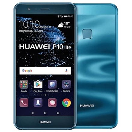 "Huawei Huawei P10 Lite Blue, 5.2 "", LTPS IPS LCD, 1080 x 1920 pixels, HiSilicon Kirin, 658, Internal RAM 3 GB, 32 GB, microSD, Single SIM, Nano-SIM, 3G, 4G, Main camera 12 MP, Second camera 8 MP, Android, 7.0, 3000 mAh, Warranty 24 month(s)"