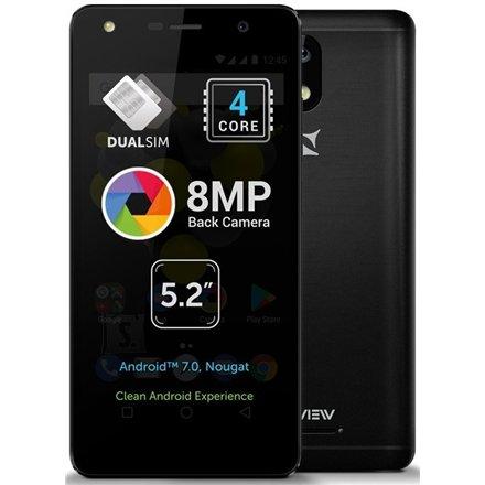"Allview A9 Lite Black 5.2"" nutitelefon"