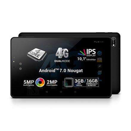 """Allview H1002 10.1"""" Black tahvelarvuti WiFi 4G"""