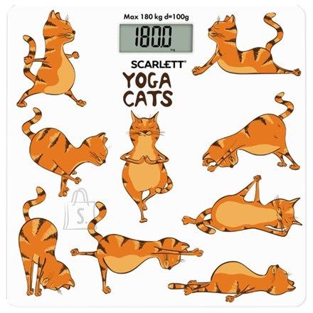 Scarlett saunakaal Yoga cats