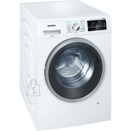 Siemens eestlaetav kuivatiga pesumasin 1500 p/min