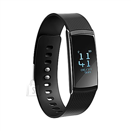 ACME Acme Activity tracker HR ACT303 OLED, 19 g, Black, Touchscreen, Bluetooth, Heart rate monitor, Built-in pedometer