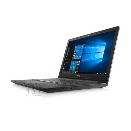"Dell Inspiron 15 3567 Black 15.6"" sülearvuti"