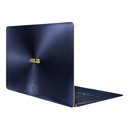 "Asus Asus ZenBook UX490UAR Blue, 14 "", IPS, FHD, 1920 x 1080 pixels, Gloss, Intel Core i7, i7-8550U, 16 GB, DDR3 on board, SSD 512 GB, Intel HD, Without ODD, Windows 10 Home, 802.11 ac, Bluetooth version 4.1, Keyboard language English, Keyboard backlit, Battery warranty 12 month(s)"