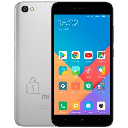 """Xiaomi Redmi Note 5A Grey 5.5"""" nutitelefon"""