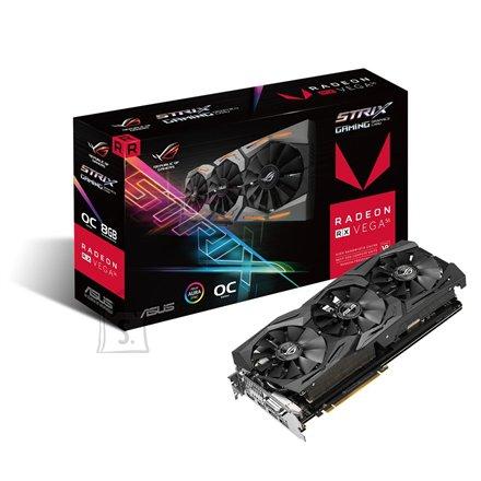 Asus AMD Radeon RXVEGA56 HBM2 8GB videokaart
