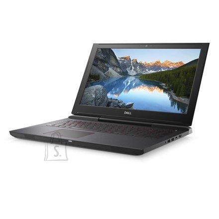 "Dell Inspiron 15 7577 Black 15.6"" sülearvuti"