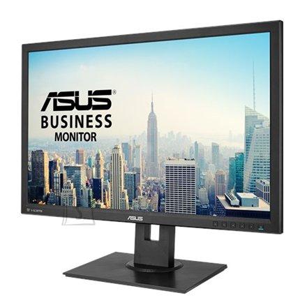 "Asus Asus Business LCD BE249QLBH 23.8 "", IPS, FHD, 1920 x 1080 pixels, 16:9, 5 ms, 250 cd/m², Black, IPS, Mini-PC Mount Kit, Flicker free, Low Blue Light, Ergonomic Stand, HDMI"