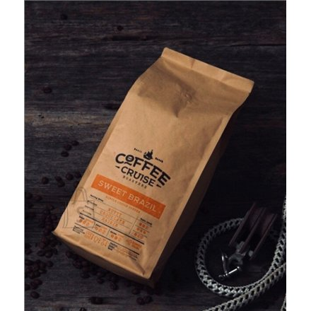 Coffee Cruise kohvioad Sweet Brazil 1kg