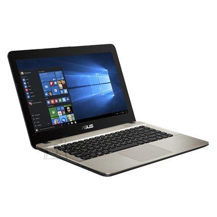"""Asus VivoBook X441NA Chocolate Black 14"""" sülearvuti"""