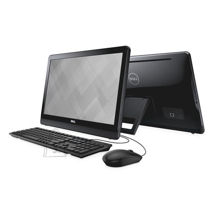"""Dell Dell Inspiron 3264 AIO, 21.5 """", Intel Core i3, i3-7100U, Internal memory 4 GB, DDR4, HDD 1000 GB, NVIDIA GeForce MX110, Tray load DVD Drive (Reads and Writes to DVD/CD), Keyboard language English, Windows 10 Home, Warranty 36 month(s),"""