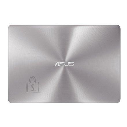 "Asus Asus ZenBook UX410UA Grey, 14.0 "", FHD, 1920 x 1080 pixels, Matt, Intel Core i3, i3-7100U, 4 GB, DDR4, SSD 256 GB, Intel HD, Without ODD, Windows 10 Home, 802.11 ac, Keyboard language English, Keyboard backlit, Battery warranty 12 month(s)"