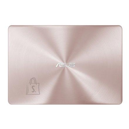 "Asus Asus ZenBook UX410UA Rose gold, 14.0 "", FHD, 1920 x 1080 pixels, Matt, Intel Core i3, i3-7100U, 4 GB, DDR4, SSD 256 GB, Intel HD, Without ODD, Windows 10 Home, 802.11 ac, Keyboard language English, Keyboard backlit, Battery warranty 12 month(s)"