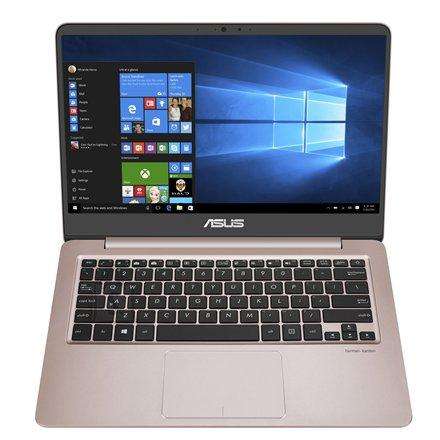 """Asus ZenBook UX410UA Rose gold 14.0"""" sülearvuti"""