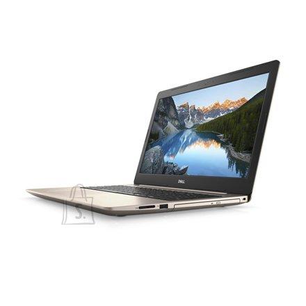 "Dell Dell Inspiron 15 5570 Gold, 15.6 "", Full HD, 1920 x 1080 pixels, Matt, Intel Core i5, i5-8250U, 4 GB, DDR4, SSD 256 GB, AMD Radeon 530, GDDR5, 2 GB, Tray load DVD Drive (Reads and Writes to DVD/CD), Linux, 802.11ac, Bluetooth version 4.1, Keyboard language English, Keyboard backlit, Warranty 36 month(s)"