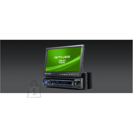 Muse Muse M-728DR Car Radio DVD Player with Bluetooth & USB/SD Muse