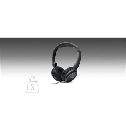 Muse Muse M-190CF 3.5mm (1/8 inch), Headband/On-Ear, No, No, Black
