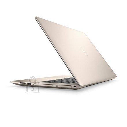"Dell Dell Inspiron 15 5570 Gold, 15.6 "", Full HD, 1920 x 1080 pixels, Matt, Intel Core i5, i5-8250U, 4 GB, DDR4, SSD 256 GB, AMD Radeon 530, GDDR5, 2 GB, Tray load DVD Drive (Reads and Writes to DVD/CD), Windows 10 Home, 802.11ac, Bluetooth version 4.1, Keyboard language English, Keyboard backlit, Warranty 36 month(s)"
