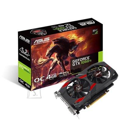Asus Cerberus nVidia GeForce GTX1050Ti GDDR5 4GB videokaart