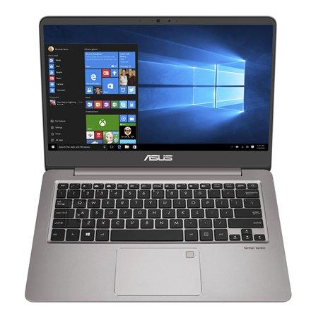 """Asus ZenBook UX410UA Grey 14.0"""" sülearvuti"""