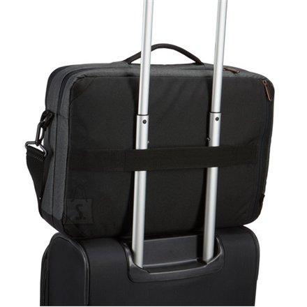 """Case Logic Case Logic Era Hybrid Briefcase Fits up to size 15.6 """", Black, Messenger - Briefcase/Backpack, Shoulder strap,"""