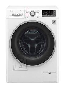 LG eestlaetav pesumasin TrueSteam 1400 p/min