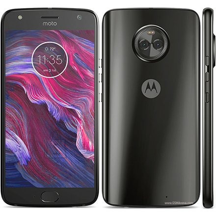 "Motorola Moto X4 XT1900 Super Black 5.2"" nutitelefon"
