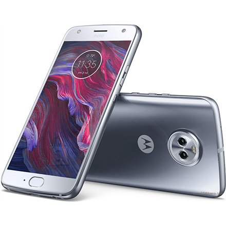 "Motorola Motorola Moto X4 XT1900 Sterling Blue, 5.2 "", LTPS IPS LCD, 1080 x 1920 pixels, Qualcomm Snapdragon, 630, Internal RAM 4 GB, 64 GB, microSD, Dual SIM, Nano-SIM, 3G, 4G, Main camera Dual 12+8 MP, Secondary camera 16 MP, Android, 7.1, 3000 mAh"