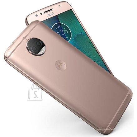 "Motorola Motorola Moto G5S Plus XT1805 Blush Gold, 5.5 "", IPS LCD, 1080 x 1920 pixels, Qualcomm Snapdragon, 625, Internal RAM 4 GB, 32 GB, microSD, Dual SIM, Nano SIM, 3G, 4G, Main camera Dual 13 MP, Secondary camera 8 MP, Android, 7.1, 3000 mAh"