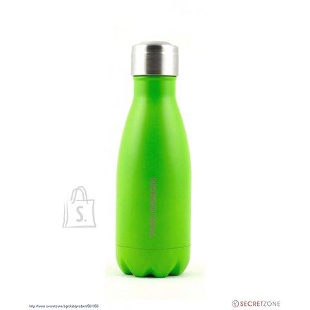 Yoko Design Yoko Design Isothermal Bottle  1336-7750F   Mat coat green, Capacity 0.26 L, Diameter 6.5 cm