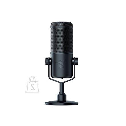 Razer Razer Professional Grade Dynamic Streaming Microphone,  Seiren Elite, Black, USB