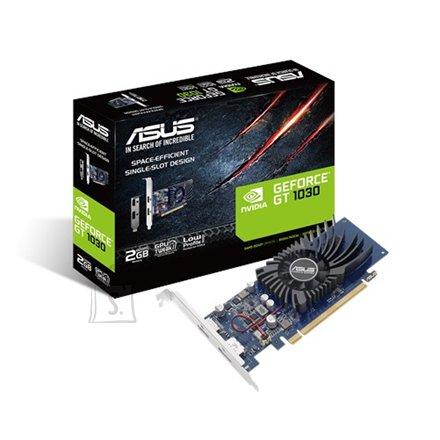 Asus nVidia GeForce GT1030 GDDR5 2GB videokaart