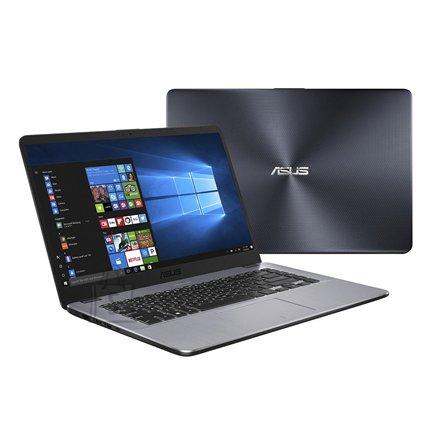 "Asus VivoBook X505BP Dark Grey 15.6"" sülearvuti"