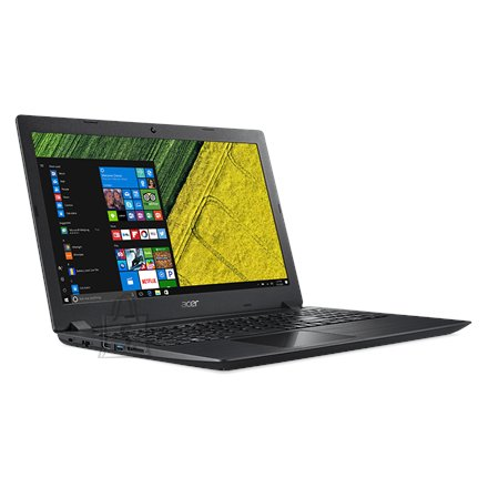 "Acer Acer Aspire 3 A315-51 Black, 15.6 "", Full HD, 1920 x 1080 pixels, Matt, Intel Core i3, i3-7130U, 4 GB, DDR4, SSD 128 GB, Intel HD, No Optical drive, Linux, 802.11 ac/a/b/g/n, Bluetooth version 4.0, Keyboard language English, Warranty 24 month(s), Battery warranty 12 month(s)"