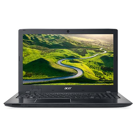 "Acer Acer Aspire E E5-576G Black, 15.6 "", Full HD, 1920 x 1080 pixels, Matt, Intel Core i3, i3-6006U, 4 GB, DDR3, SSD 256 GB, NVIDIA GeForce MX130, GDDR5, 2 GB, DVD, Windows 10 Home, 802.11ac, Bluetooth version 4.0, Keyboard language English, Warranty 24 month(s), Battery warranty 12 month(s)"