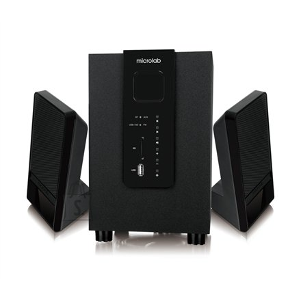 MicroLab Microlab Speakers M-100BT 3, 10 W