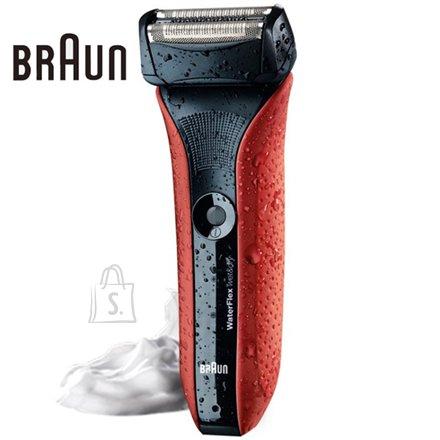 Braun pardel WaterFlex WF2s