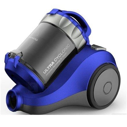 Daewoo DAEWOO Vacuum Cleaner RCH-120S Bagless, Blue, 800 W, 2 L, A, A, E, F, 84 dB, HEPA filtration system,