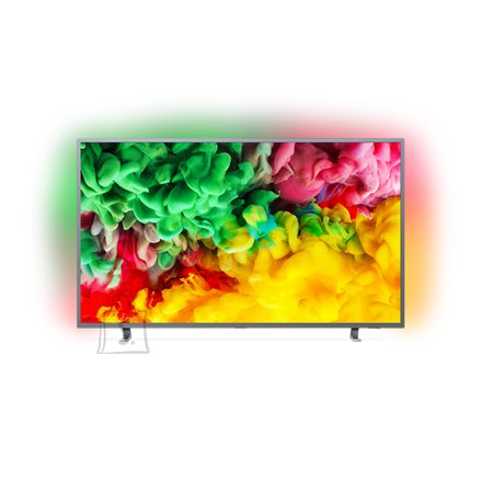 "Philips 50"" Smart TV Ultra HD Ultra Slim LED teler"