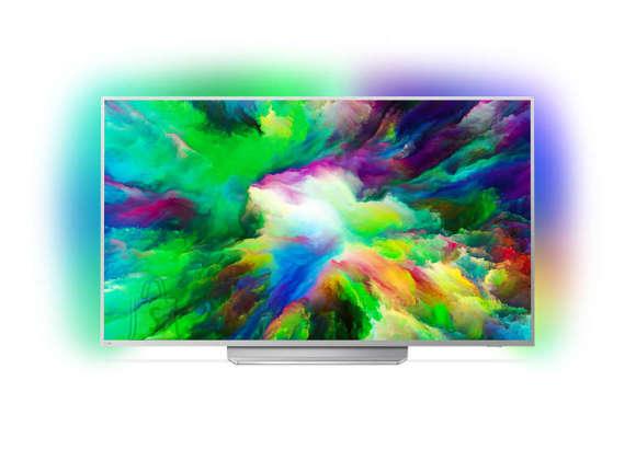 """Philips 55"""" Smart TV Ultra HD 4K Ultra Slim LED teler"""
