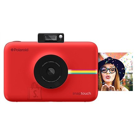 Polaroid Polaroid Polaroid Snap Touch Instant Digital Camera Red